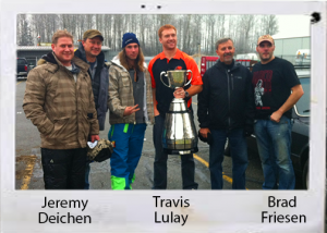 Travis Lulay and the Grey Cup